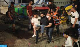 Des dizaines de Palestiniens blessés dans des attaques israéliennes à Al Qods occupée