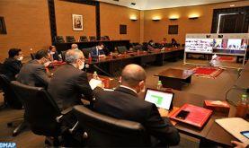 Ministère de la Justice: 275.000 masques de protection acquis et 4.000 opérations de stérilisation effectuées