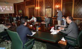 Les parlementaires appelés à unifier les efforts visant à maintenir la sécurité alimentaire dans les agendas politiques en Afrique et dans le Monde arabe (réunion)