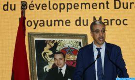 M. Rabbah appelle au développement d'une intelligence collective à l'échelle régionale et locale en faveur des océans