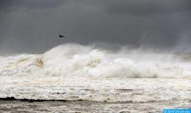 Fortes rafales de vent lundi et mardi dans plusieurs provinces du Royaume (DGM)