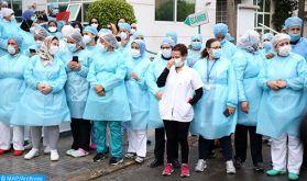 Covid-19: 11 nouvelles guérisons au Maroc, 5.412 au total