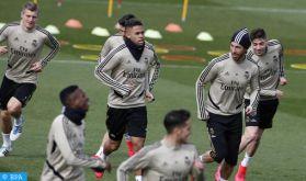 Coronavirus: les équipes de football et de basket-ball du Real Madrid en quarantaine