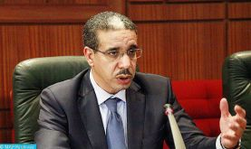 M. Rabbah préside une réunion virtuelle de lancement du projet Agenda-2030