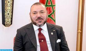 Le président des Emirats Arabes Unis félicite SM le Roi à l'occasion de l'Aïd Al Adha