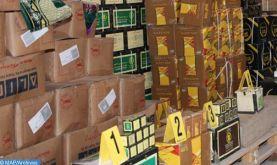 Produits alimentaires: 541 infractions en matière de prix et de qualité depuis le début de Ramadan