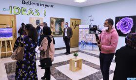 Salé: Vernissage d'une exposition collective d'art contemporain autour du patrimoine marocain