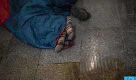 La vague de froid, une grande source de souffrance pour les sans-abris