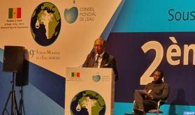 Sénégal: l'expérience du Maroc dans la gestion des ressources hydriques mise en en avant à la Réunion des parties prenantes du 9-ème Forum mondial de l'eau