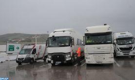 Covid-19: le ministère du Transport délimite à deux le nombre de passagers pour les véhicules de transport de marchandises