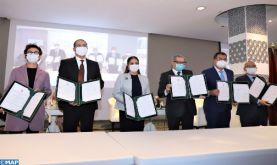 Signature à Rabat d'un mémorandum d'entente sur l'intégration de l'approche genre dans les projets de la politique de la ville