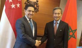 Le Maroc jette l'ancre à Singapour en 2019, une coopération Nord-Sud se matérialise