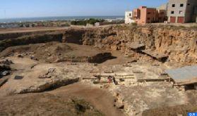 """Casablanca: Découverte d'une technique inédite datant d'un million d'années sur le site archéologique """"Thomas I"""""""