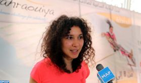 Sofiia Manoucha, actrice passionnée de la nature et amoureuse du bien-être