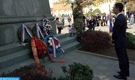 Serbie: cérémonie à Zajecar en hommage aux soldats marocains ayant contribué à la libération de la ville