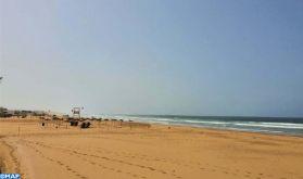 """La fermeture de """"Souk El Had"""" et des plages d'Agadir, une décision saluée par la population locale"""