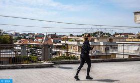 """NHS Agency lance la première course spéciale confinement sur les terrasses des maisons """"Stahathon"""""""