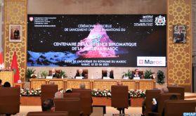 Lancement des célébrations du centenaire de la présence diplomatique suisse au Maroc