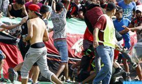 Casablanca: Interpellation de cinq supporters impliqués dans des échanges de violences