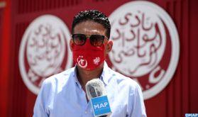 Botola1: Le Wydad de Casablanca se prépare à défendre son titre