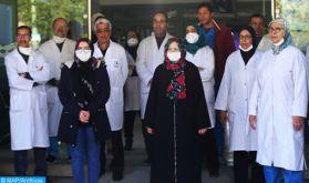 Covid-19: 60 nouvelles guérisons à Tanger-Tétouan-Al Hoceima, 550 au total