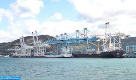Covid-19: Le port de Mohammedia continue d'assurer ses prestations