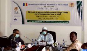 Le Maroc disposé à partager son expertise et son savoir-faire dans le domaine des énergies renouvelables avec le Tchad (Ambassadeur)