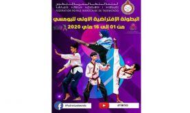 "Taekwondo: Premier championnat national virtuel de ""poomsae"", du 1er au 16 mai"