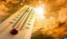 Temps chaud du vendredi au lundi dans plusieurs provinces du Royaume