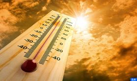 Temps chaud jusqu'à lundi dans plusieurs provinces du Royaume (bulletin spécial)
