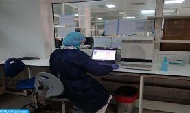 Laâyoune-Sakia El Hamra: 2.590 cas exclus de Covid-19, un seul cas actif