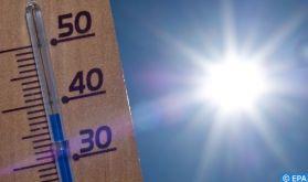 Temps chaud du dimanche au mercredi dans plusieurs provinces du Royaume (Bulletin spécial)