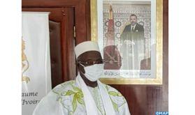 """L'aide médicale marocaine à la Côte d'Ivoire, l'expression d'une solidarité """"sincère"""" envers l'Afrique"""