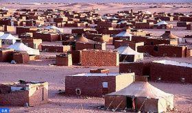 Colère noire dans les camps de Tindouf contre la machine répressive du polisario