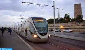 Tramway Rabat-Salé: Réduction de l'amplitude des services et des fréquences de passage