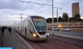 Tramway Rabat-Salé: partenariat pour la mise en œuvre de solutions de performance énergétique
