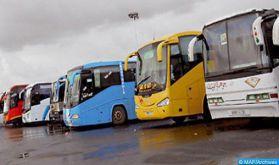 État d'urgence sanitaire : 408 étudiants coincés à Agadir rejoignent leurs villes d'origine