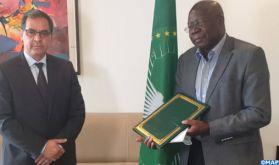 L'Initiative Royale témoigne de la solidarité agissante et claire de SM le Roi envers l'Afrique (Vice-Président de la CUA)