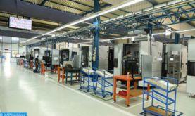 Amélioration de l'activité industrielle en juillet (enquête)