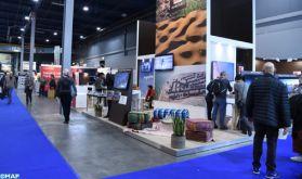 Participation marocaine au Salon Vakantiebeurs d'Utrecht