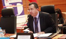 Le Maroc intensifiera sa coopération avec l'OSCE pour assurer une reprise post-covid inclusive, résiliente et durable (ambassadeur)