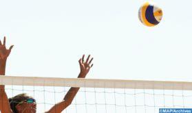 CAN de Volleyball / Dames: La sélection marocaine féminine de volley-ball décroche la 3eme place