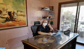 Animés d'optimisme, les voyagistes de Marrakech décidés à ne par lâcher prise face aux répercussions de la Covid-19