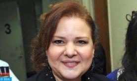 Décès de l'actrice égyptienne Dalal Abdel Aziz des suites de la Covid-19