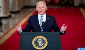 """Afghanistan: Biden défend le retrait américain, assure que l'opération d'évacuation est un """"succès"""""""