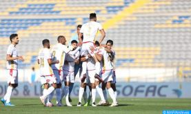 """Botola Pro D1 """"Inwi"""" (27è journée) : le Wydad de Casablanca sacré champion du Maroc après sa victoire face au Mouloudia Oujda (2-0)"""