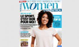 """""""Women Sports Africa"""", premier média 100 PC femmes et sport, disponible gracieusement dans 26 pays d'Afrique francophone"""