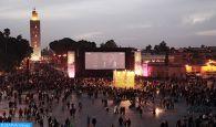 Marrakech : Suivi de l'état d'avancement du projet d'aménagement de la première tranche de la Place Jemaâ El Fna