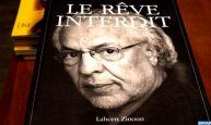 """Casablanca: Lahcen Zinoun signe son autobiographie """"Le rêve interdit"""""""