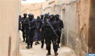 """Démantèlement d'une cellule terroriste affiliée à l'""""Etat islamique"""" s'activant dans la région de Marrakech-Safi (BCIJ)"""